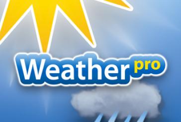 WeatherPro: Une application Météo complète