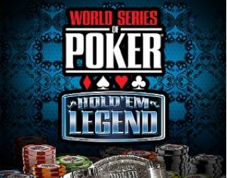 WSOP Hold'em Legend: Sans doute le meilleur jeu de poker!