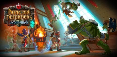 Dungeon Defenders: Un jeu de Tower Defense à la troisième personne !