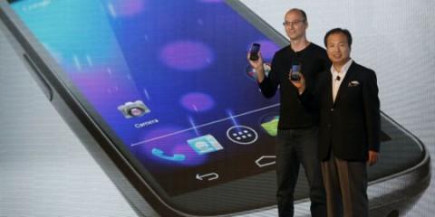 Galaxy Nexus: un smartphone surpuissant