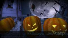 C'est Halloween sur votre smartphone avec Halloween Live Wallpaper
