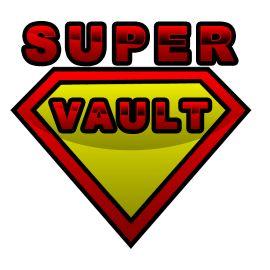 Super Vault : mettez vos photos, fichiers,... au coffre