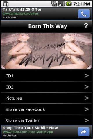 Born This Way c