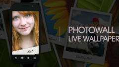PhotoWall Live Wallpaper: Profitez de vos photos en fond d'écran !