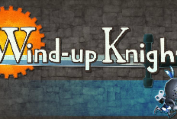 Wind-up Knight: un grand jeu d'action 3D !