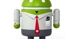 Android aussi pour les professionnels ?