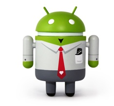Read more about the article Android aussi pour les professionnels ?