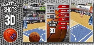 Basketball Shots 3D: Tentez votre chance au shoot !