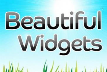 Beautiful Widgets : Gratuit sur GetJar.com