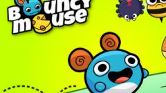Bouncy Mouse: Récupérez tout le fromage pour sauver le monde!