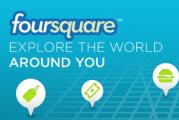 Foursquare: Retrouvez vos amis sur les réseaux sociaux!