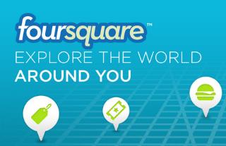 Read more about the article Foursquare: Retrouvez vos amis sur les réseaux sociaux!