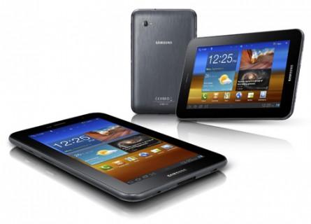 Samsung dévoile la Galaxy Tab 7 Plus