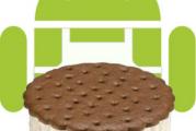 Un aperçu de Gmail, du calendrier et de l'éditeur photo d'Ice Cream Sandwich