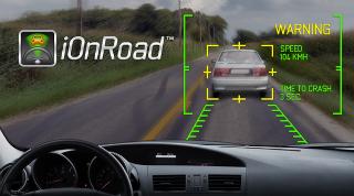 Read more about the article iOnRoad : Pour éviter les collisions en voiture!