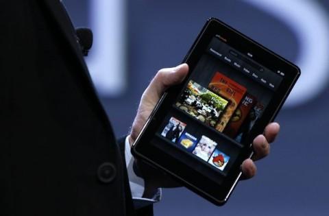 La Kindle Fire: Amazon enregistrerait 50 000 commandes par jour !