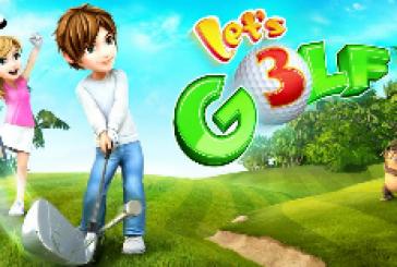 Let's Golf 3 HD: rendez-vous sur le green !