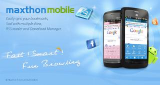Read more about the article Maxthon Browser: Un excellent navigateur sur Android!