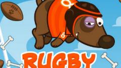 Paf le chien rugby: Il est de retour!