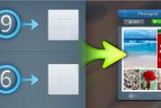 Photo Grid: Du montage photo sur Android!