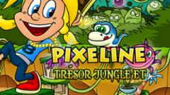 Pixeline and The Jungle Treasure