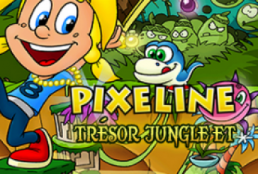 Pixeline and The Jungle Treasure