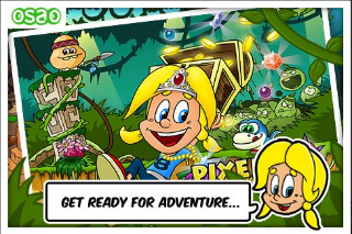 Pixeline and The Jungle Treasure e
