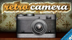 Retro Camera Plus: Donnez un coup de vieux à vos photos!