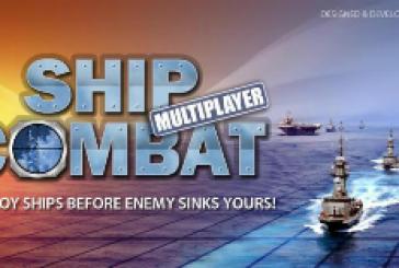 ShipCombat: c'est la bataille navale sur Android !
