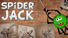 Spider Jack: Incarnez une adorable araignée!