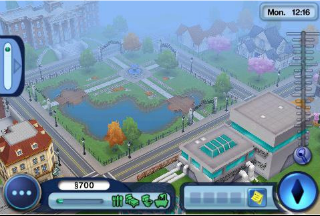 The Sims c