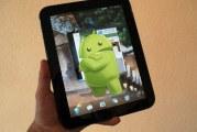 Android sur TouchPad, encore une autre découverte !
