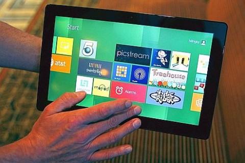 Read more about the article Les consommateurs attendraient des tablettes windows !!!