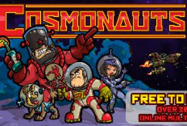 Cosmonauts: un combat spatial déjanté !