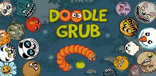 Read more about the article Doodle Grub: une adaptation moderne du jeu Snake