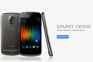 Le Galaxy Nexus, en exclusivité chez SFR à partir du 15 décembre !