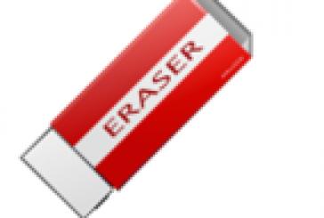 History Eraser (français) : effaçage personnalisé