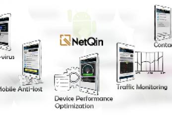 NetQin Security & Antivirus: Protégez votre smartphone !