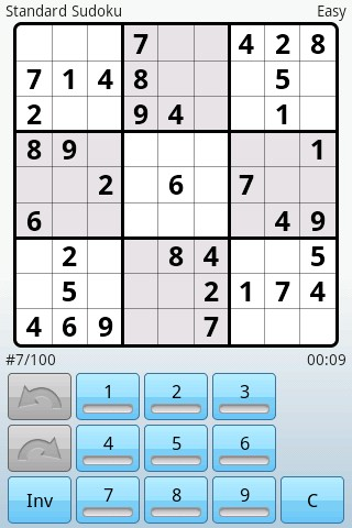 Super Sudoku b