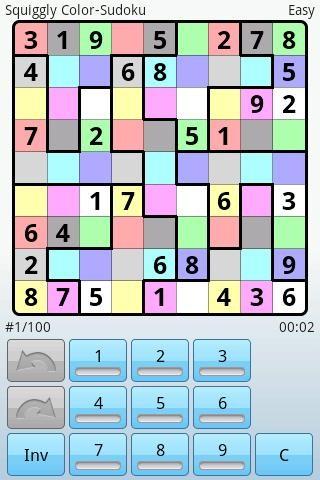 Super Sudoku c