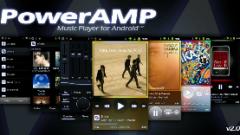 PowerAmp: le lecteur audio indispensable pour Android !