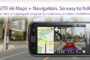 Route 66: la navigation en réalité augmentée !