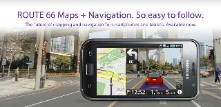 Read more about the article Route 66: la navigation en réalité augmentée !