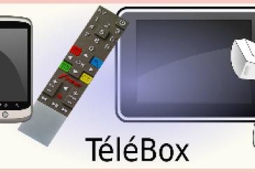 Telebox: une télécommande pour votre Freebox
