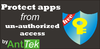 Ultimate App Guard: Verrouiller l'accès à certaines applications