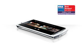 L'Xperia Arc S de Sony en approche