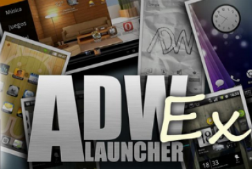 ADW Launcher Ex: Customisez la page d'accueil de votre Android!