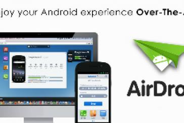 AirDroid: Prenez le contrôle de votre smartphone depuis votre PC