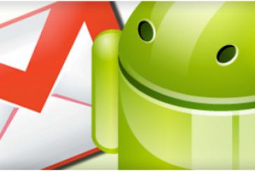 Backup to Gmail: Sauvegardez vos SMS/MMS!