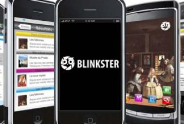 Blinkster: Reconnaissez des œuvres d'art en les prenant en photo!